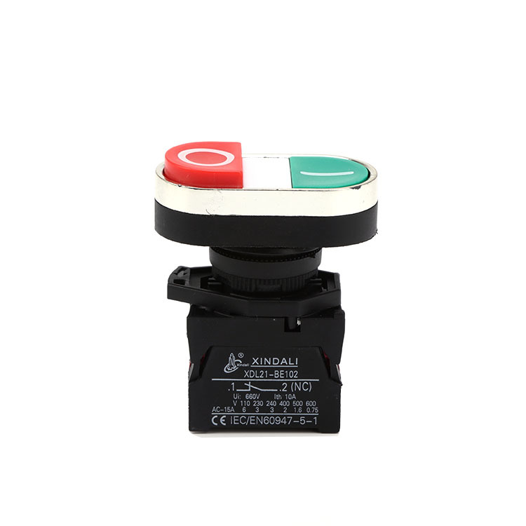 Push button on off push button on off switch 12v IP65 XDL21-CB8425