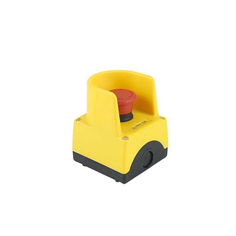Customized push button station factory price for mechanical equipment