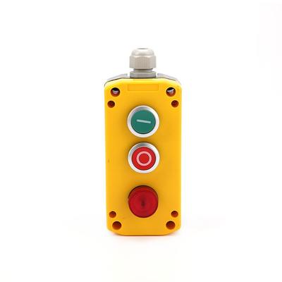 Remote electrical switch remote control switch 3 button waterproof IP67 XDL722-JB363P