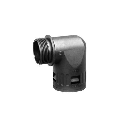 Cable gland fast connectors cable gland connector curving tube PG/M