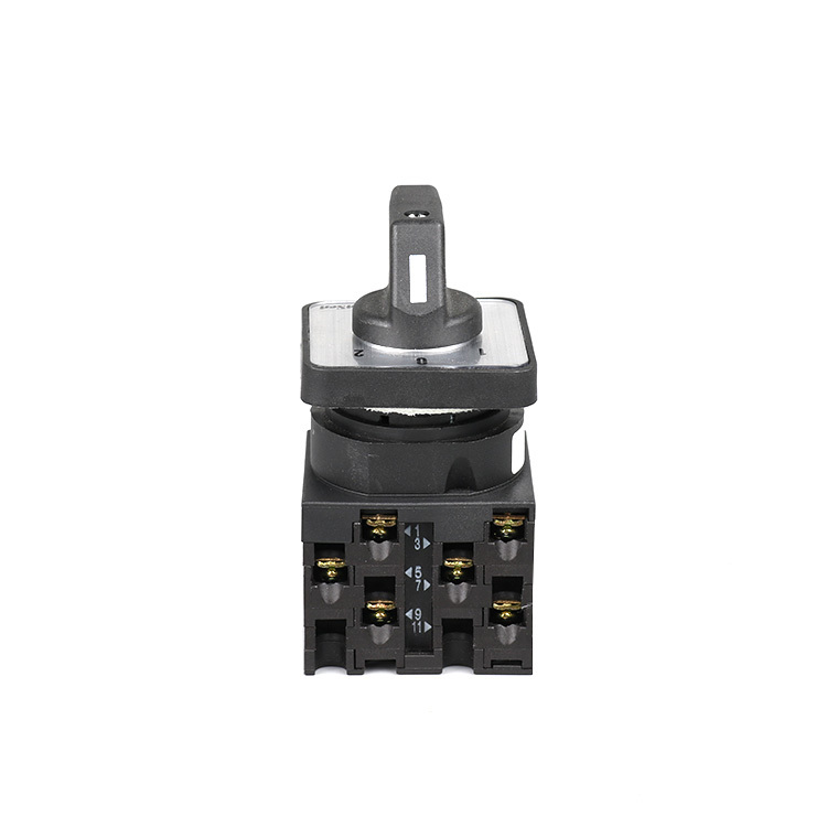 Rotary cam switch control numerical control machine tool squirrel-cage type asynchronous motor 20A 3P LW140-20