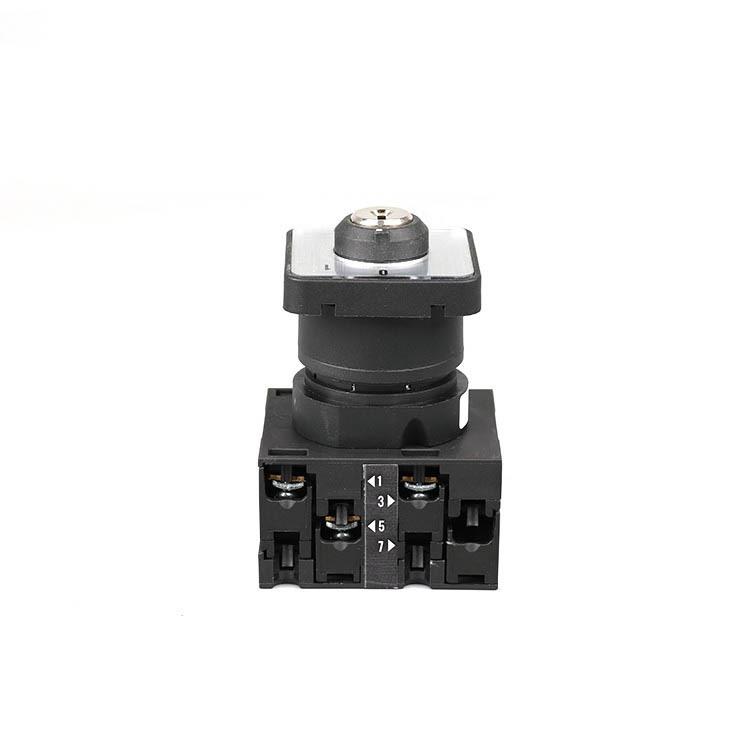 Rotary cam switch control numerical control machine0-1 3P LW140-32