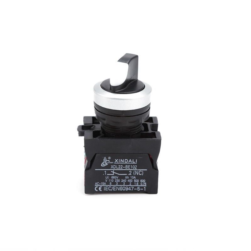 waterproof IP67 3 way selector for elevator to the selector switch XDL22-CD35