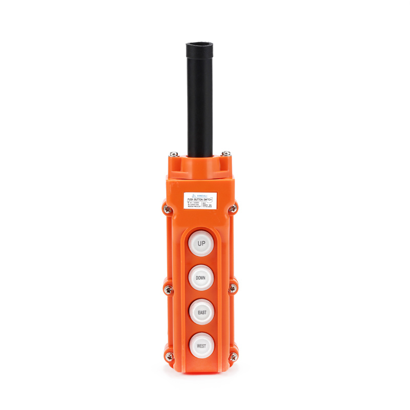 ip65 4 crane remote control station lifting button control switch XCD-32