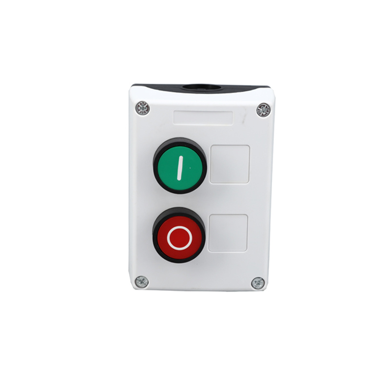 double switch box switch on off electrical control box push button stations XDL35-B213