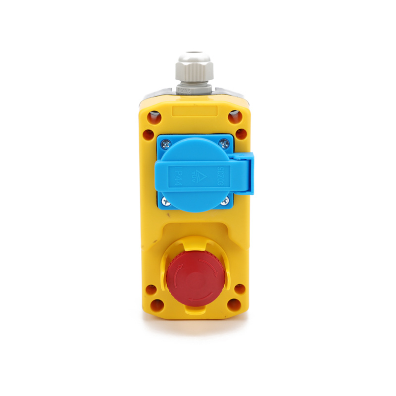 XDL85-JB271P pendant waterproof box for european sockets and switches