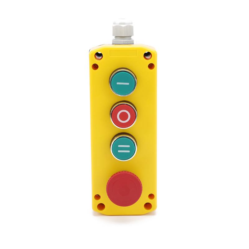 XDL721-JB439P ip65 box emergency 4 holes plastic waterproof electric box
