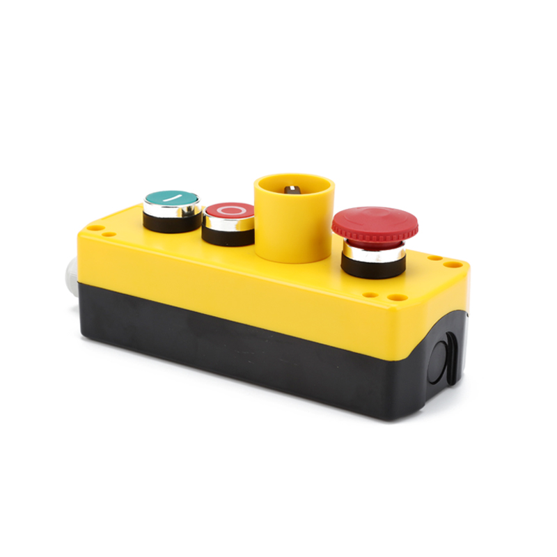 Xindali start stop push button station price for lift device-2