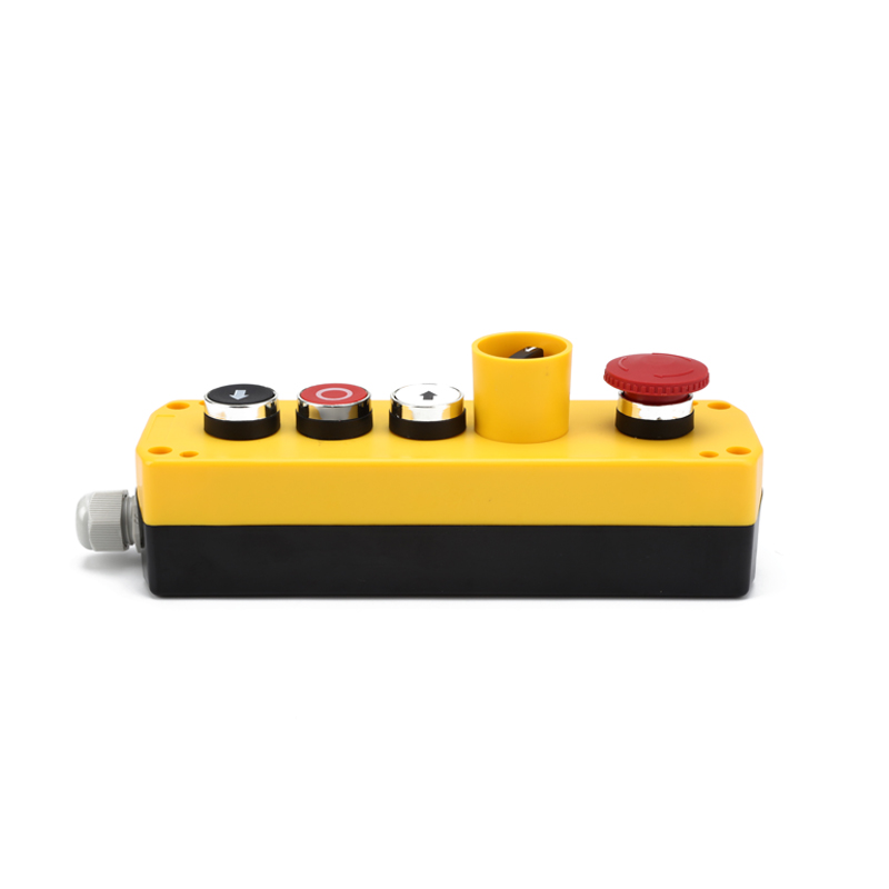 New start stop push button station factory for mechanical equipment-1