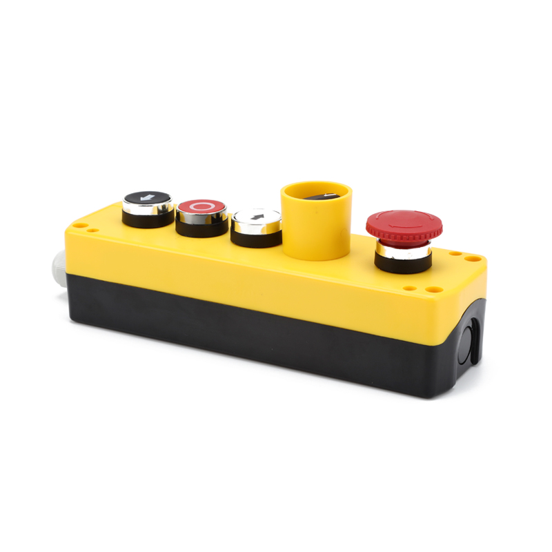 New start stop push button station factory for mechanical equipment-2