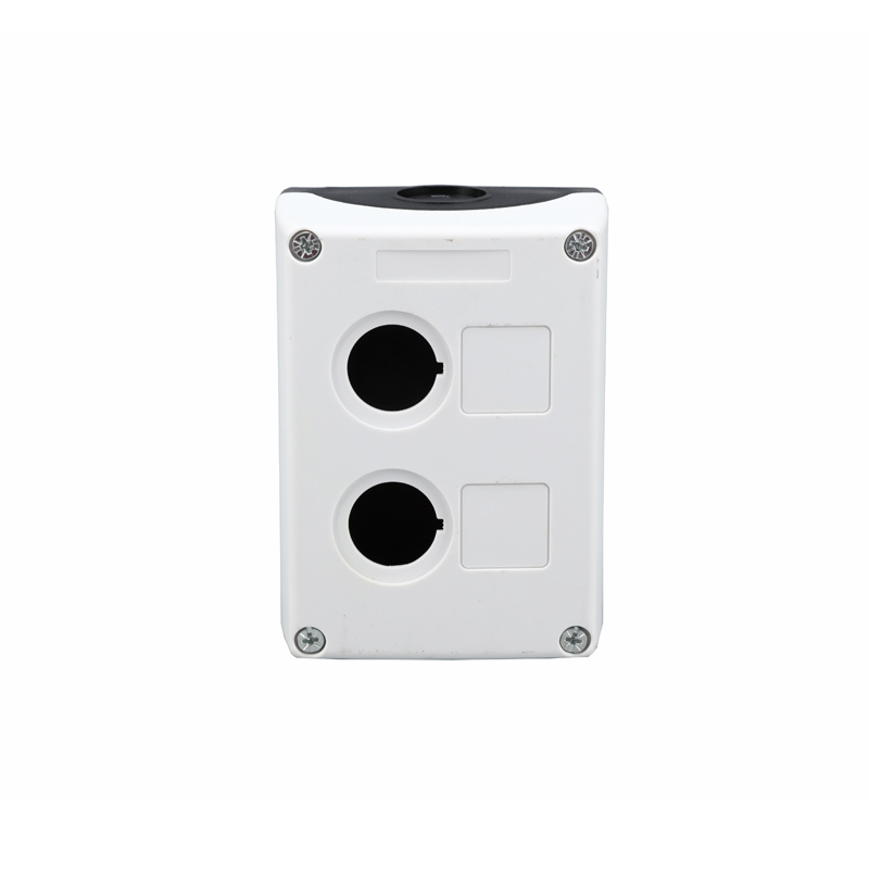 2 holes lay5 button plastic electrical push button switch box XDL3-B02