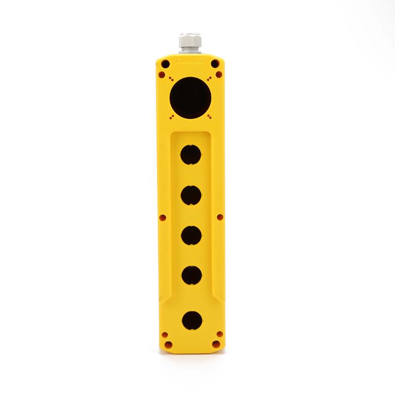 6 holes push button control box parts/accessories control box enclosure XDL8-JB06P