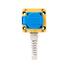 220v 1 hole cable european socket ip65 european switch pushbutton box XDL85-JB183F