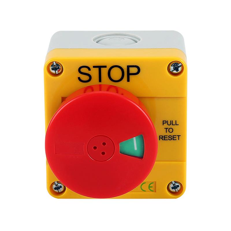 elevator controller emergency remove control e control switch XDL75-ETB1814