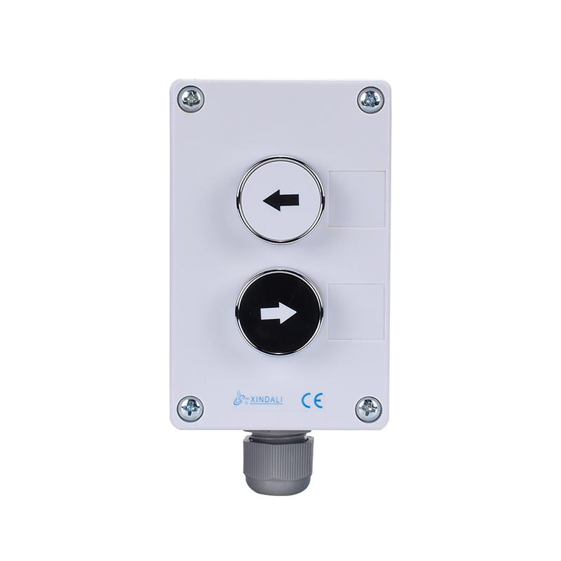 (XAL-B213) Push Button Switch Pushbutton Control Box XDL55-BB222P