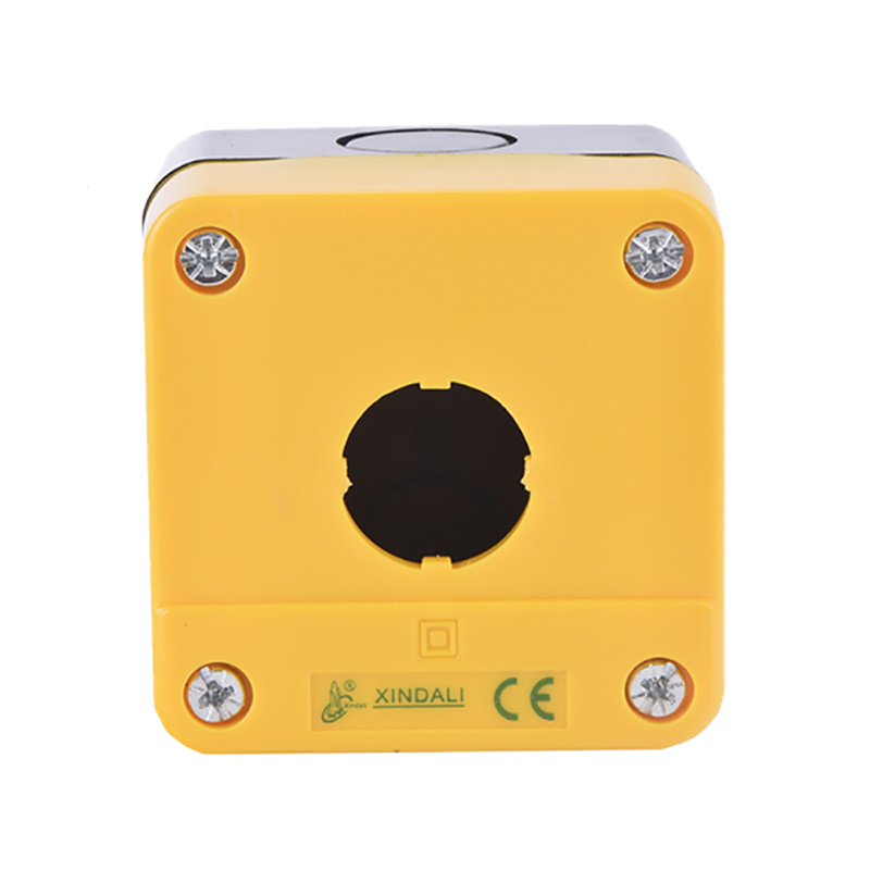 switch box plastic parts switch button control electric box XDL5-JBE01