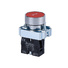 metal flush spring return pushbutton switch with symbol logo LAY5-BA4342