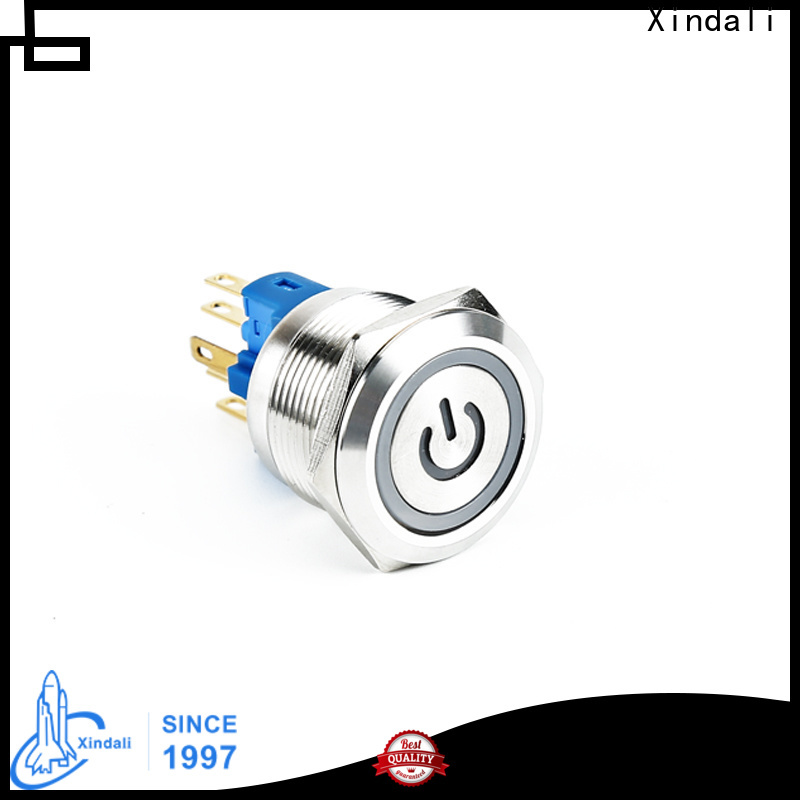 Xindali push button switch manufacturers factory price for electronic devices