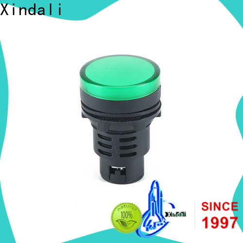 Quality panel indicator lights supply for pilot
