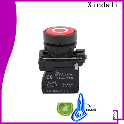 Xindali button switch manufacturers for controlling signal and interlocking purposes