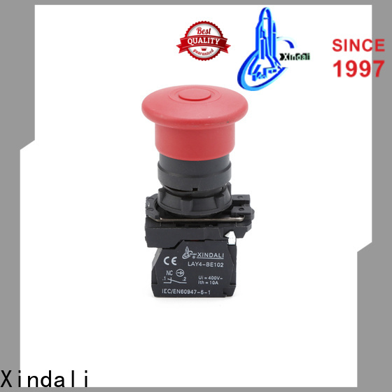 Xindali momentary switch manufacturers for controlling signal and interlocking purposes