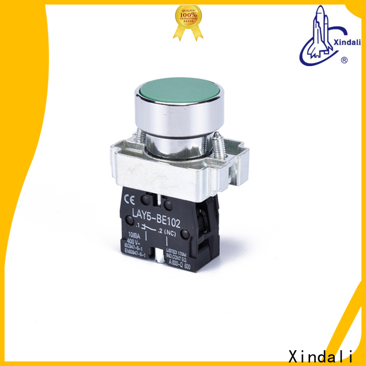 Xindali Professional push button switches factory price for horne button switch