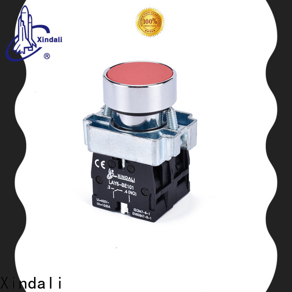 Xindali push button switches company for electronic equipment
