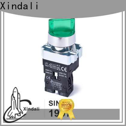 Xindali New push switch factory for electric device