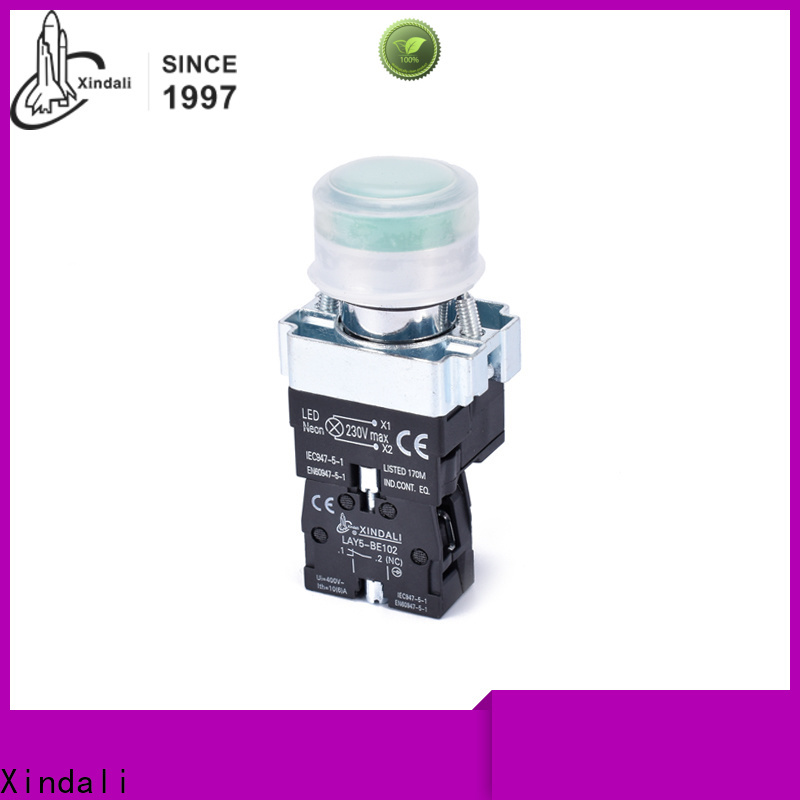Xindali Quality push button switch manufacturers manufacturers for electronic equipment