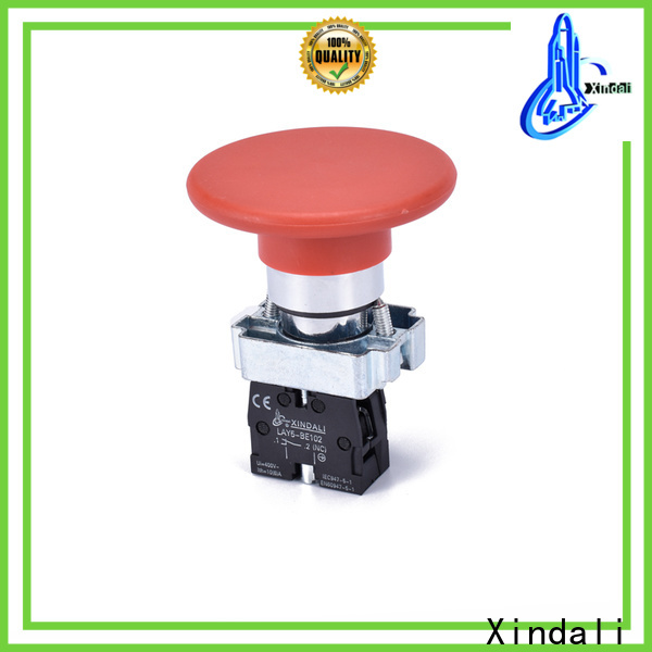 Xindali Quality push button switches factory price for electronic equipment