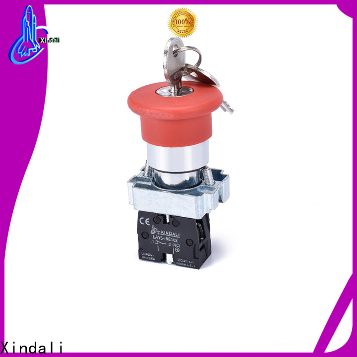 Custom made push button switches vendor for electronic equipment