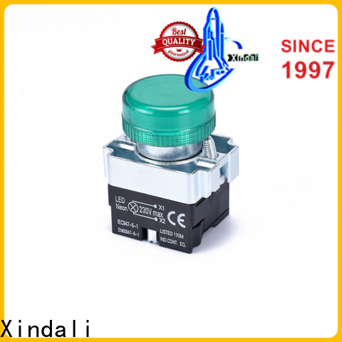 Xindali push switch manufacturers for electronic equipment