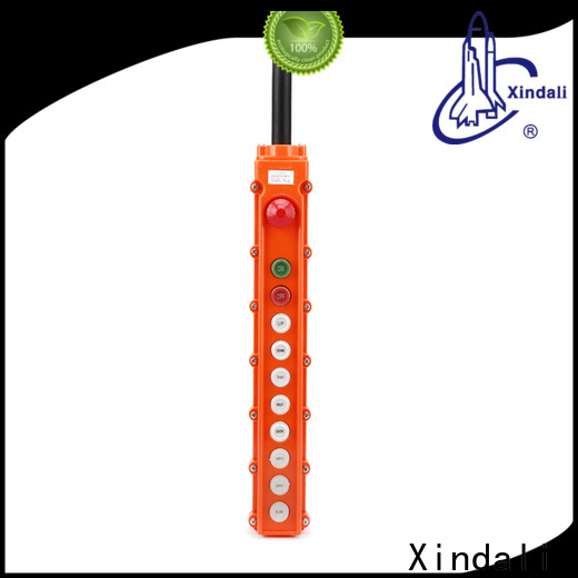 Xindali Top push button box for mechanical device
