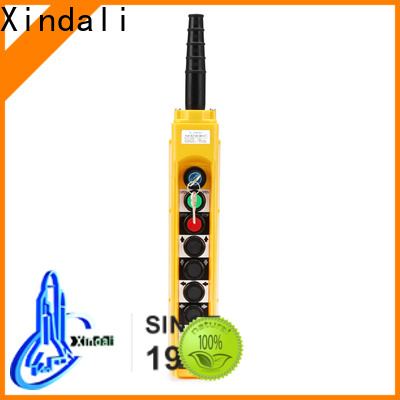Custom made push button station price for mechanical device