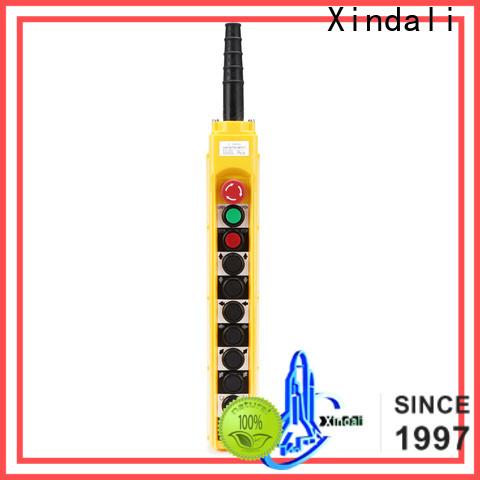 Xindali Custom push button box wholesale for mechanical device