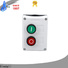 Quality push button station for power distribution box