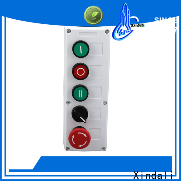 Best push button station factory price for mechanical equipment