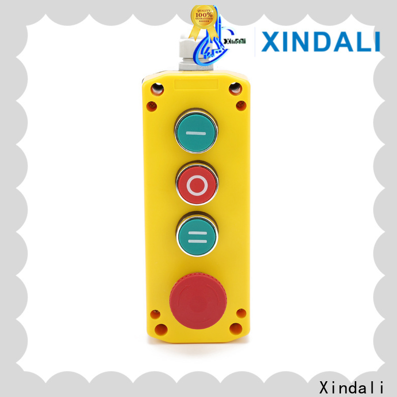 Xindali control switch station suppliers for lift device