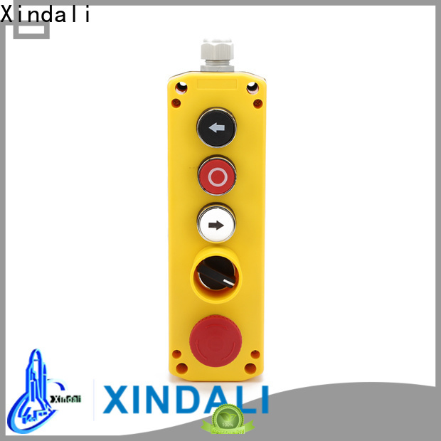 Xindali Latest push button box supply for lift device
