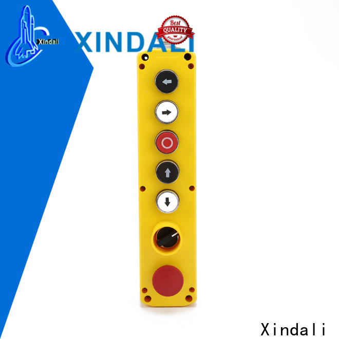 Professional start stop push button station factory for power distribution box