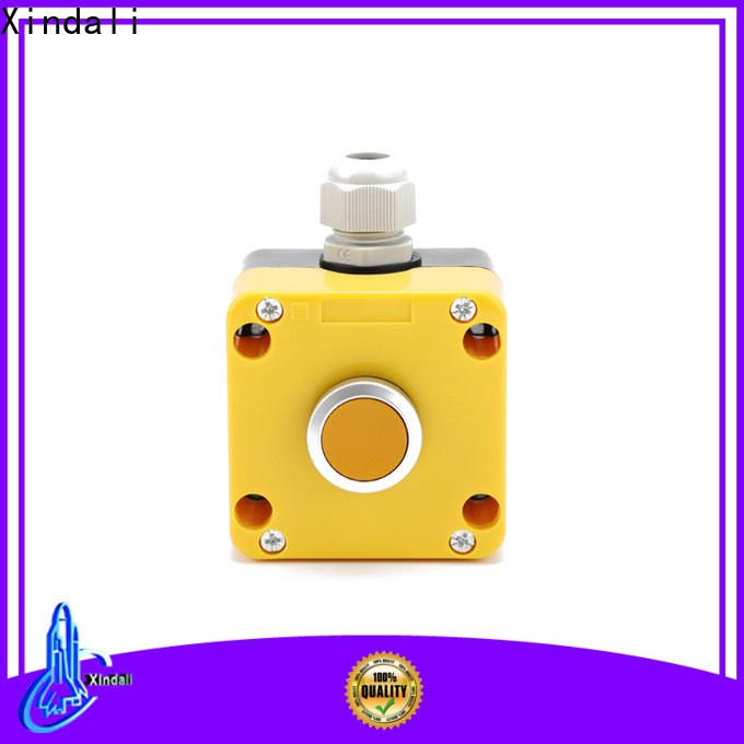 Professional push button box for sale for power distribution box