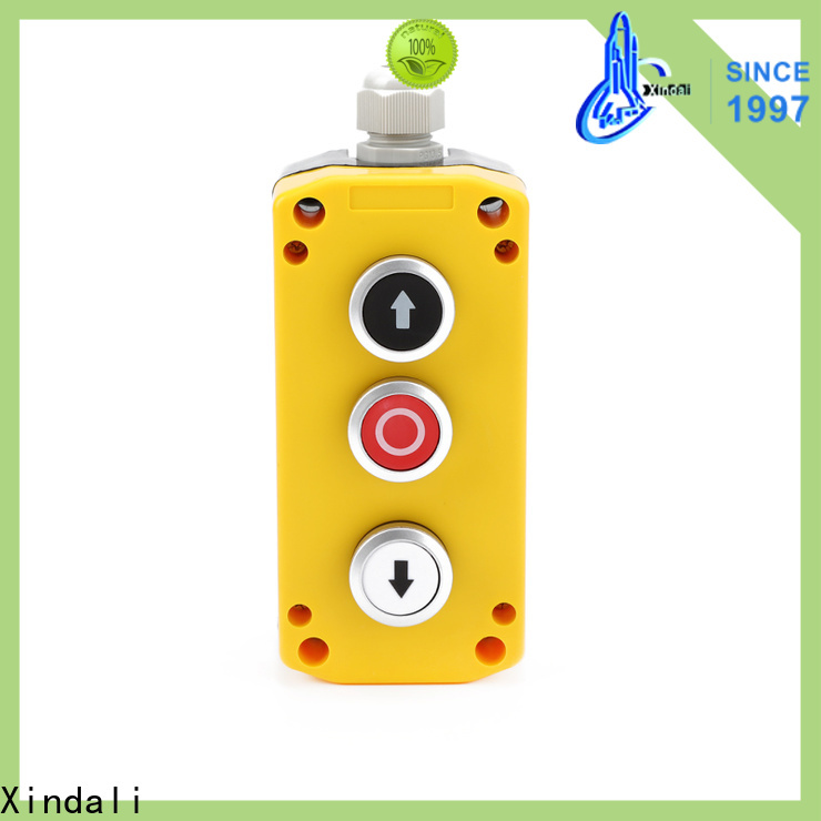 Xindali Top control station switch manufacturers for lift device