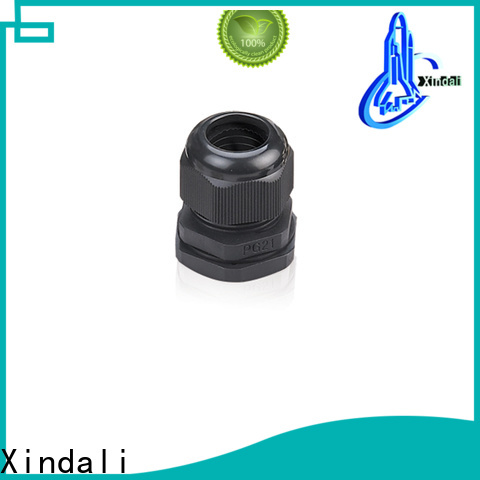 Xindali waterproof cable gland factory price for electrical appliances