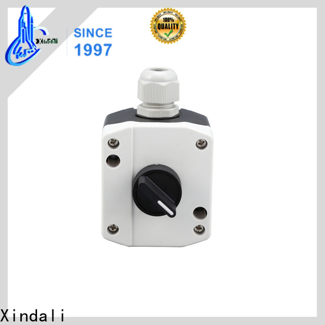 Xindali Professional push button station factory for mechanical equipment