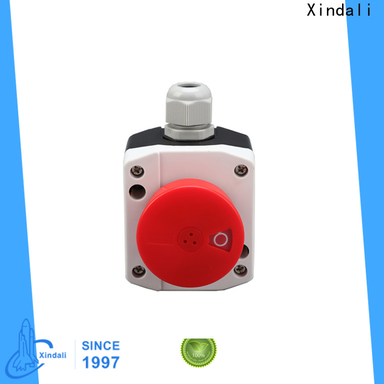 Xindali Custom made push button station for sale for mechanical equipment