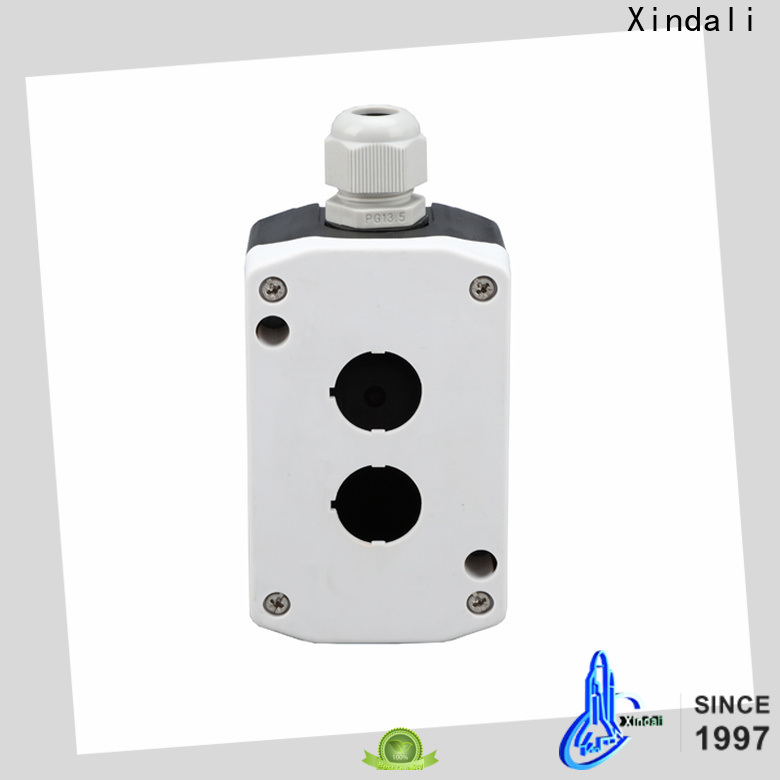 Customized push button box factory for electrical appliances