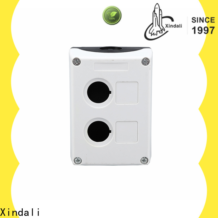 Xindali push button cable box price for electric appliances