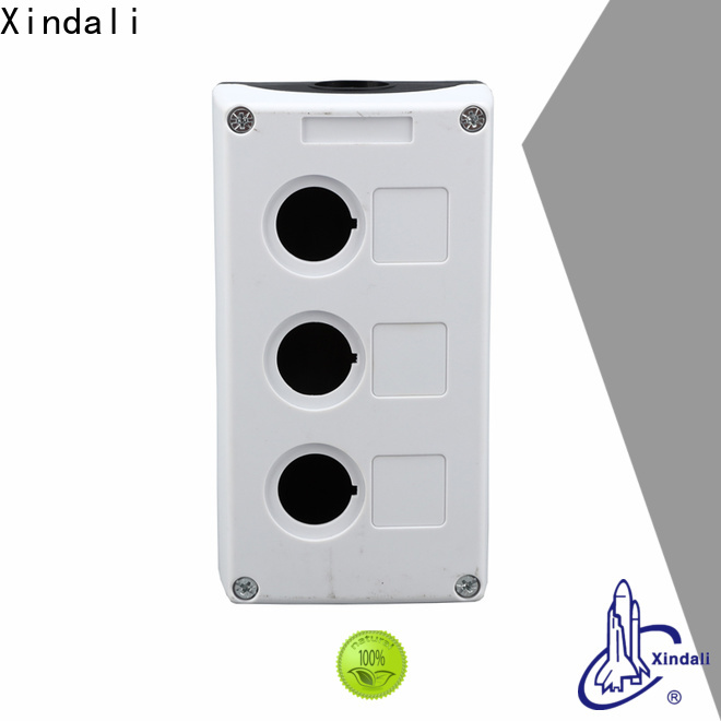 Xindali Top push button switch box cost for electric appliances