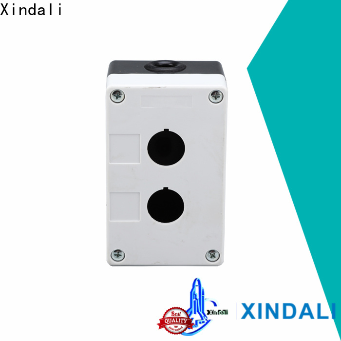 Customized push button switch box cost for mechanical device