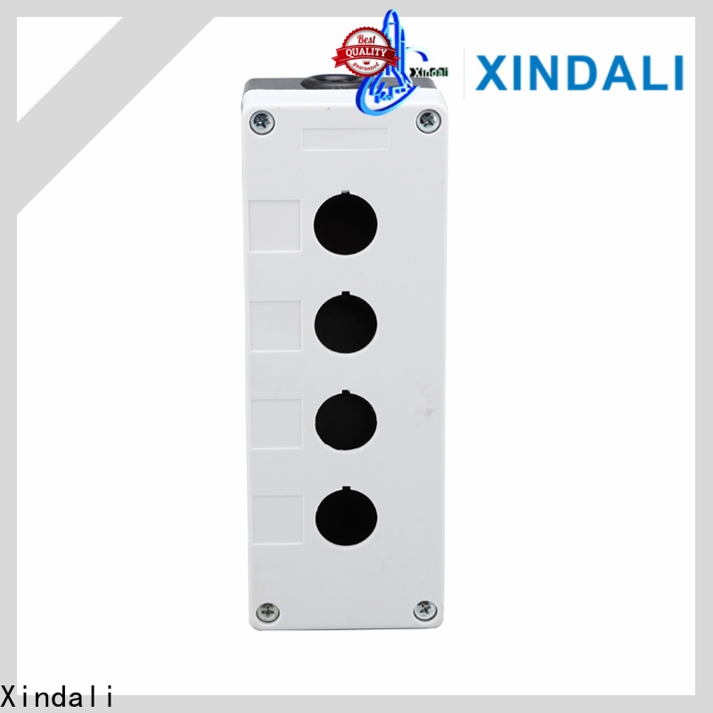 Xindali High-quality push button control box supply for kitchen appliances
